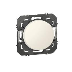Interrupteur ou va-et-vient dooxie 10AX 250V~ finition blanc emballage blister (095200) - LEGRAND