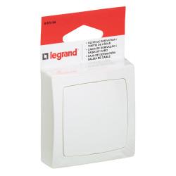 Boîte de dérivation et sortie de câble Appareillage Saillie Blanc (097364) - LEGRAND