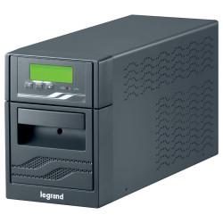 Onduleur tour Niky S avec 6 prises IEC 2000VA 1200W port USB et RS232 (310007) - LEGRAND