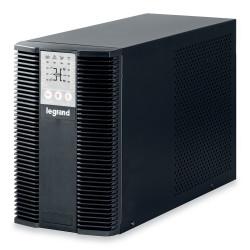 Onduleur tour Keor LP avec batterie avec 1 prise de courant 2P+T + 3 prises IEC 10A 1000VA 900W port USB et RS232 (310155) - LEGRAND