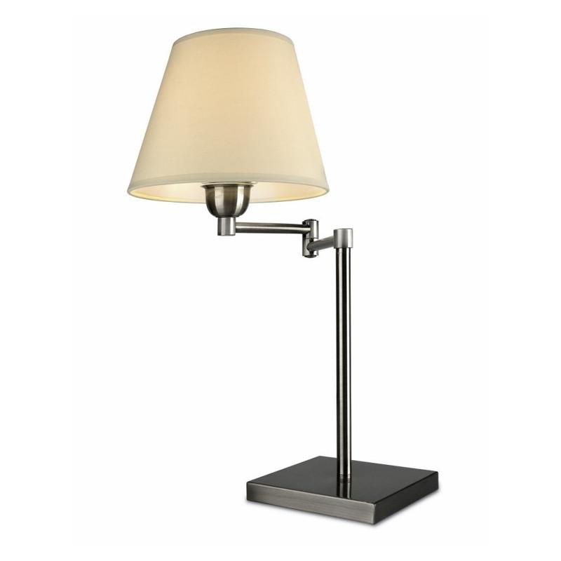 Lampe De Bureau Dover Nickel Satine - LEDS-C4