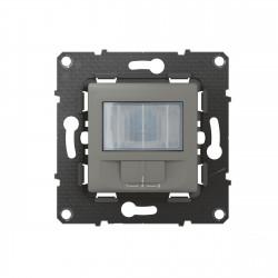 Interrupteur automatique toutes lampes avec détection de mouvement infrarouge Altège finition Nuage (BTAL12CD) - LEGRAND