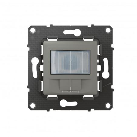 Interrupteur automatique toutes lampes avec détection de mouvement infrarouge Altège finition Nuage (BTAL12CD)