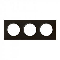 Plaque carrée dooxie 3...