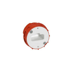 Boîte luminaire Batibox maçonnerie couvercle DCL pour applique à bornes automatiques (089204) - LEGRAND
