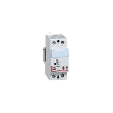 Contacteur De Puissance Bobine 230 V Lexic - 2P - 250 V~ - 40 A - 2F (412545) - LEGRAND