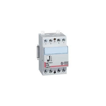 Contacteur De Puissance Bobine 230 V Lexic - 4P - 400 V - 40 A - 4F (412553) - LEGRAND