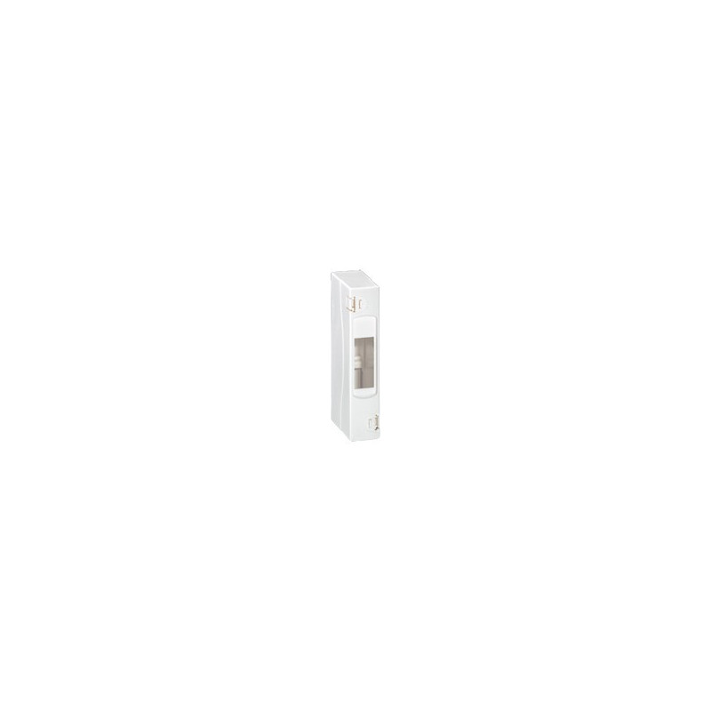 Coffret - 1 Module - Blanc Ral 9010 (001301) - LEGRAND