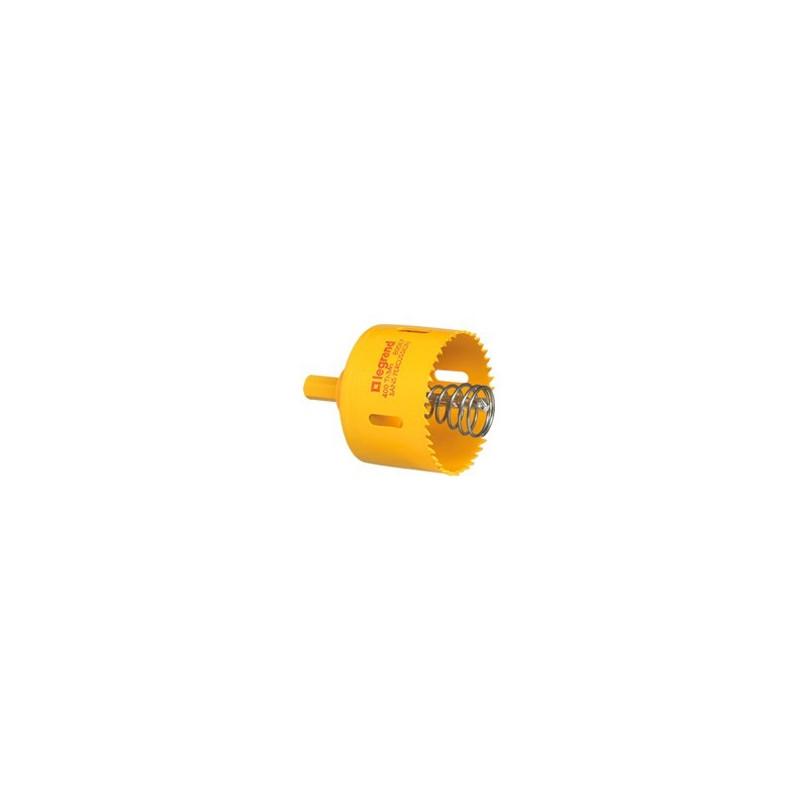 Scie Cloche 67mm pour boîte Batibox Cloison Sèche 1 À 4 Postes - LEGRAND