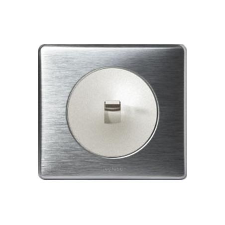 Aluminium - Va-Et-Vient À Levier 6 Ax - LEGRAND