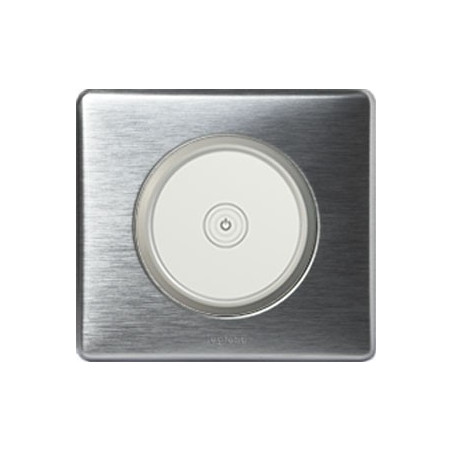 Aluminium - Commande Tactile Sans Neutre - 400W - LEGRAND
