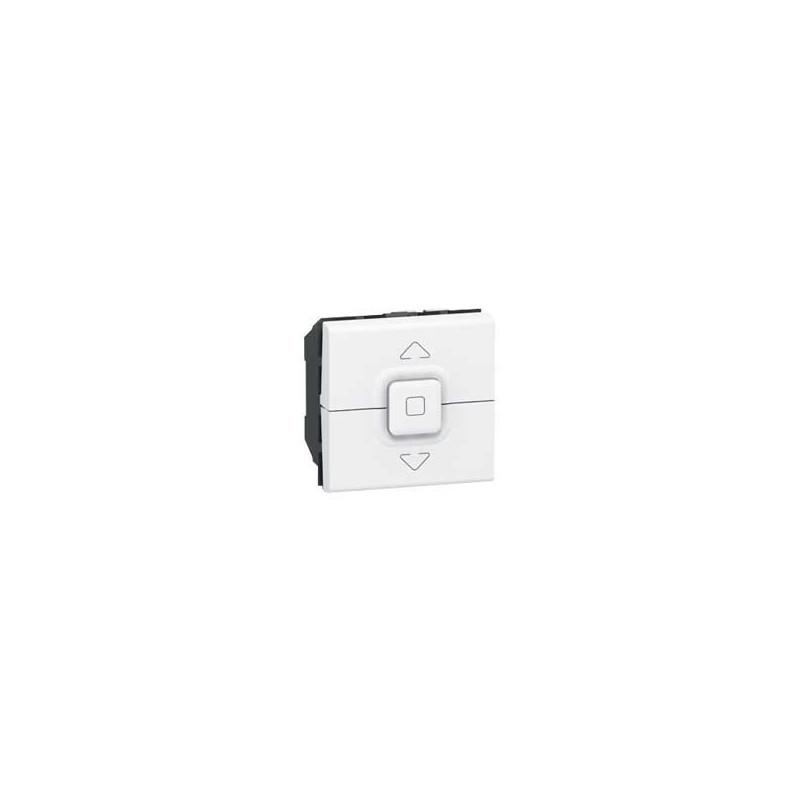 poussoir pour volets roulants mosaic 2 mod blanc. Black Bedroom Furniture Sets. Home Design Ideas
