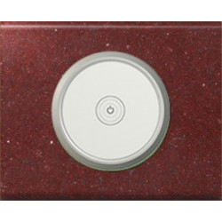 Pompei Red - Commande Tactile Sans Neutre - 400W