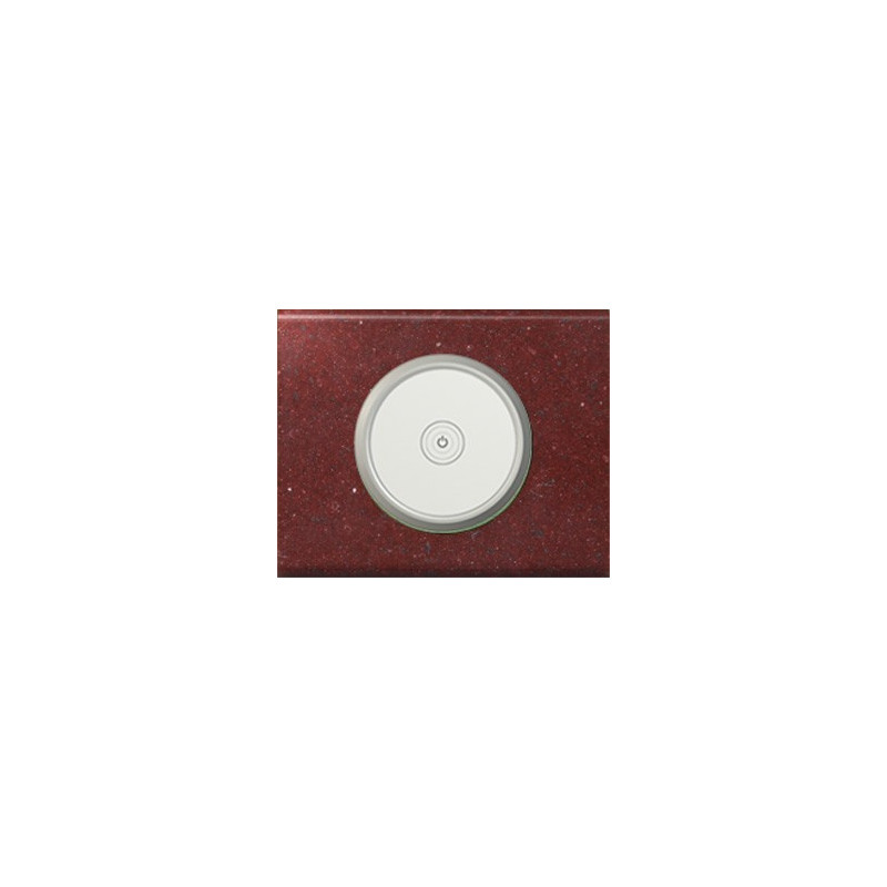 Pompei Red - Commande Tactile Sans Neutre - 400W - LEGRAND