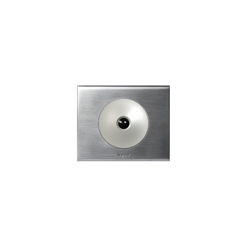 inox brosse commande effleurement avec neutre 1000w legrand seulement 167 52. Black Bedroom Furniture Sets. Home Design Ideas