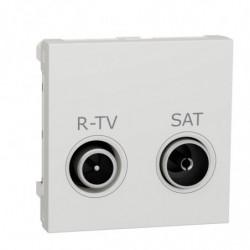 Unica - prise R-TV + SAT -...