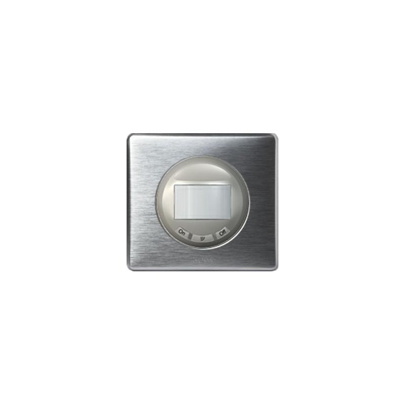 aluminium interrupteur automatique avec fonction marche arret sans neutre 400w legrand. Black Bedroom Furniture Sets. Home Design Ideas