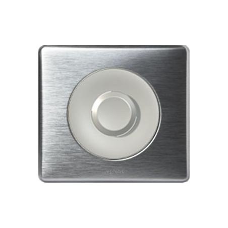 """Aluminium - Va-Et-Vient Type """"Push"""" 6 Ax"""" - LEGRAND"""