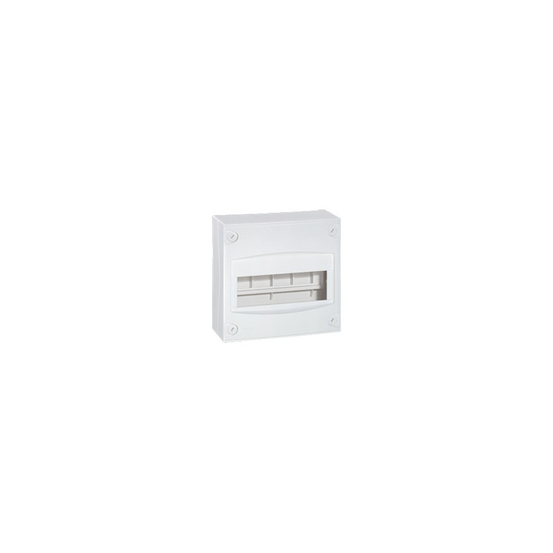 Coffret - 8/9 Modules - Blanc Ral 9010 (001308) - LEGRAND