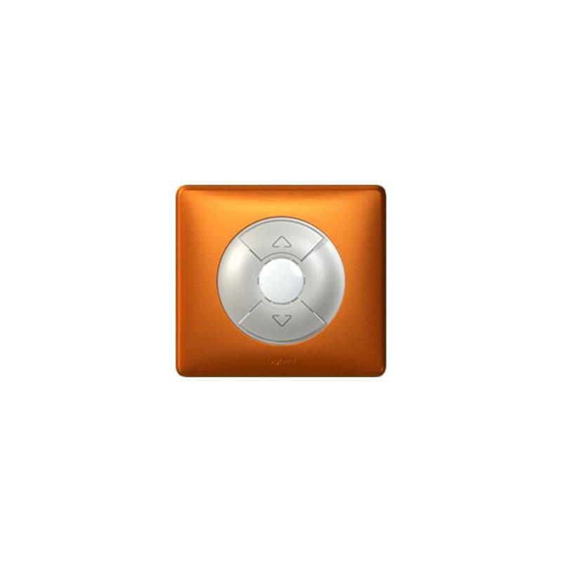 Cuivre - Interrupteur Volets/Stores - LEGRAND
