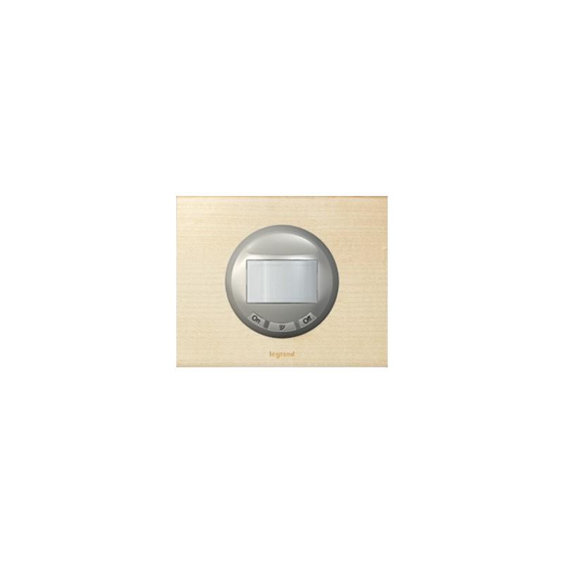 Erable - Interrupteur Automatique Avec Fonction Marche/Arret Sans Neutre 400W - LEGRAND