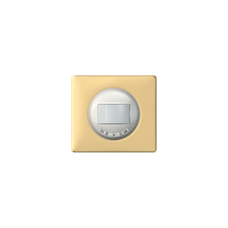 Pamplemousse - Interrupteur Automatique Avec Fonction Marche/Arret Sans Neutre 400W - LEGRAND
