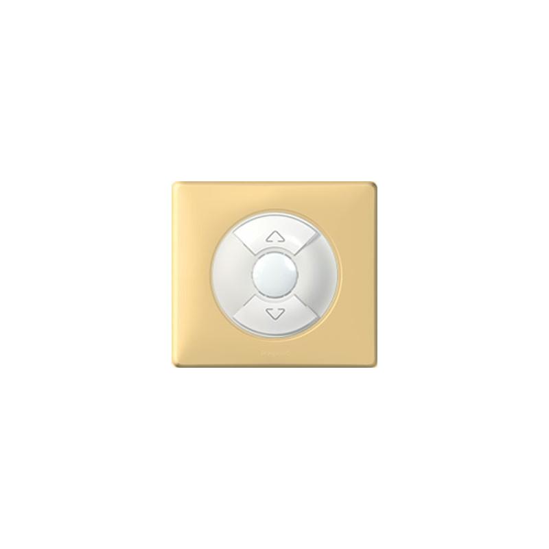 Pamplemousse - Interrupteur Volets/Stores - LEGRAND