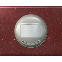 Pompei Red - Interrupteur Automatique Avec Fonction Marche/Arret Sans Neutre 400W
