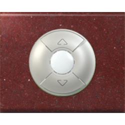 Pompei Red - Interrupteur Volets/Stores