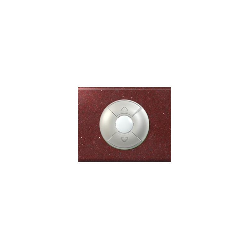 Pompei Red - Interrupteur Volets/Stores - LEGRAND