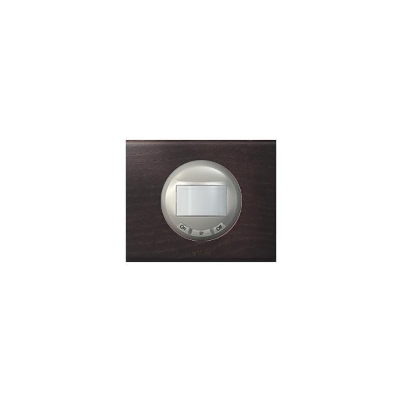 Teinte Wengué - Interrupteur Automatique Avec Fonction Marche/Arret Sans Neutre 400W - LEGRAND
