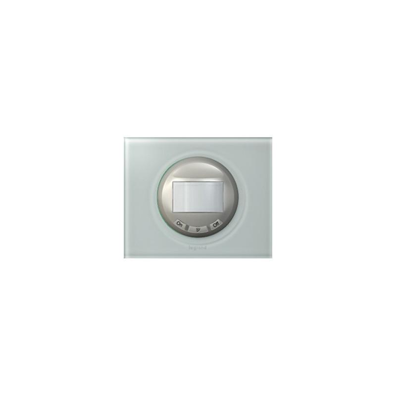 verre kaolin interrupteur automatique avec fonction marche arret sans neutre 400w legrand. Black Bedroom Furniture Sets. Home Design Ideas