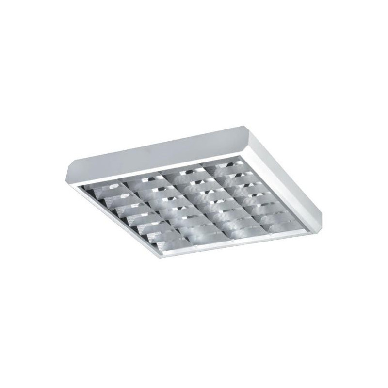 Pave Lumineux Saillie 4x18W Alu Sapin Ballast électronique (PX1688185) - LIGHTING