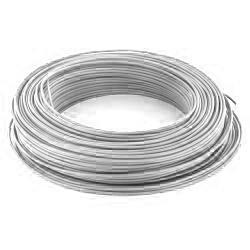 100m de câble H07V-U 1G1,5 fil blanc - Cable