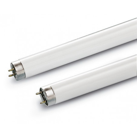 Tube 18W/830 T8 Blanc Confort