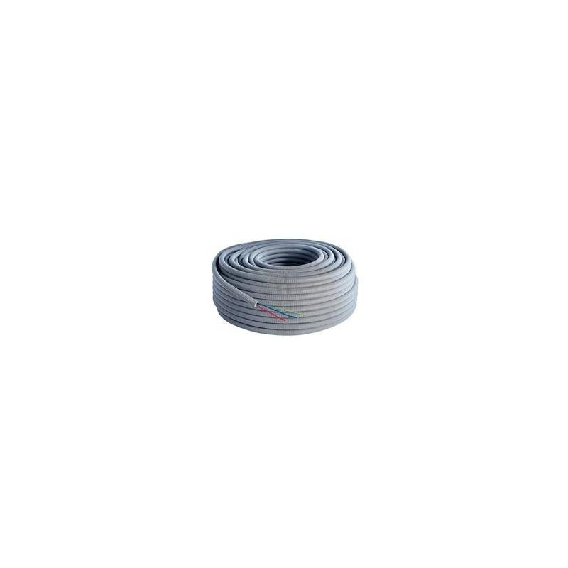 100m de gaine préfilée 3G2.5 diamètre 20mm RBV/J - LIGHTING