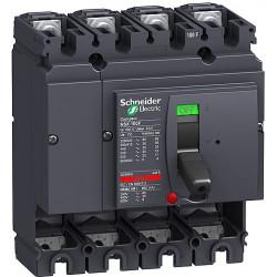 Nsx100F 4P Sans Déclencheur Disjoncteur Compact LV429008 - SCHNEIDER
