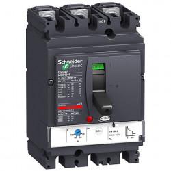 Nsx250N 3P Sans Déclencheur Disjoncteur Compact LV431406 - SCHNEIDER