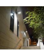 Projecteur halogène et LED