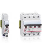 Disjoncteurs electriques et accessoires