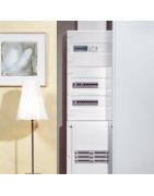 gaine technique logement la maison electrique. Black Bedroom Furniture Sets. Home Design Ideas